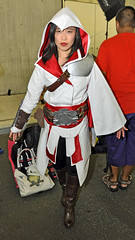 Assassins Creed Cosplay 2 (Mike Rogers Pix) Tags: nycc newyorkcomiccon ssassinscreed cosplay