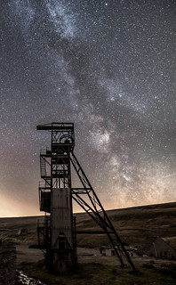 Groverake Mine Milky way Weardale