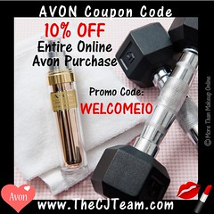 WELCOME10 Avon Promo Code (cjteamonline) Tags: avon avoncouponcodes avonpromocode cjteam couponcodes finalday freeavon freeshipping goingfast lastday limitedquantities limitedtime newavoncouponcode onedayonly onetimeuse onlinepromotion orderavononline ordertoday promotion sale savewelcome10avonpromocode thecjteam today welcome10avoncouponcode welcome10avonpromocode welcome10 whilesupplieslast