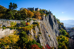 Grenoble - France (@ Long Tran) Tags: grenoble france autumn lanscape mountain