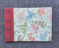 Japanese Bookbinding (Jane Simmonds) Tags: japanesebookbinding chiyogami handmadebook paper