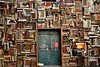 Library entrance, Italy (Wallboat) Tags: books commoncreativeimages door freeimages freephotos italy learn library read royaltyfree