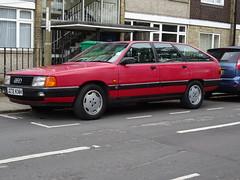 Audi 100 SE Avant Auto (Neil's classics) Tags: vehicle wagon estate