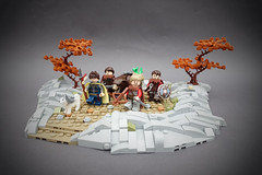 9 Kingdoms: Journey to Kurvenheim (-Balbo-) Tags: lego moc 9 reiche kingdoms balbo