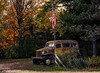 At Attention! (jackalope22) Tags: htt willys flag truck ptriotic autumn dodge