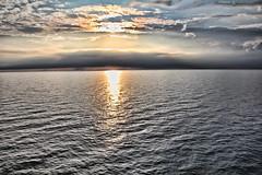 Atardecer en el Báltico (alanchanflor) Tags: canon color baltico atardecer tranquilidad luz paz calma