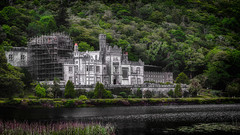 Glitch in the Matrix (Ray Moloney Photography) Tags: ifttt 500px trees flowers lake people water house old tree building white green black castle ancient windows construction ireland abbey connemara galway chimneys county kylemore raymoloneyphoto