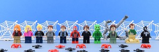 LEGO Spider-Man trilogy