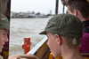 21 juli 2012-Thailand-IMG_0214 (TravelKees) Tags: alice bangkok dijkmannen thailand vakantie youri ferry boat mirror chaophrayariver boattrip