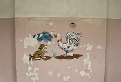 _MG_6702 (daniel.p.dezso) Tags: kiskunmajsa laktanya orosz kiskunmajsai majsai former soviet barrack elhagyatott urbex abandon drawing abandoned military base militarybase