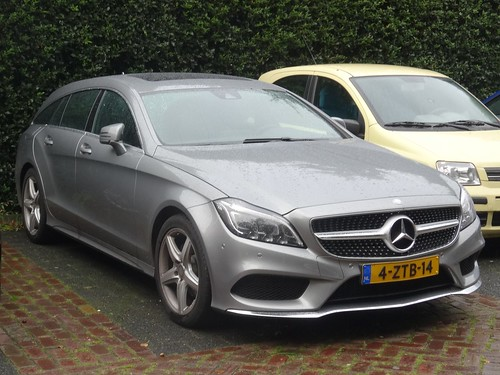 2015 Mercedes-Benz CLS 250 Shooting Brake