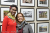 Visitors - DSC_0131 (John Hickey - fotosbyjohnh) Tags: 2017 october2017 cowicklow greystonescameraclub greystones woman lady person female group photographicexhibition fotosbyjohnh nikon nikond5100