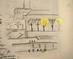 IMG_1883sm (natas20) Tags: sketch autumn diar paris france park notebook