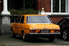Mercedes-Benz 200D - 1970 (timvanessen) Tags: dl9081 200 d diesel zijlweg