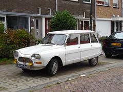 Citroën Ami 8 600 Break (30 01 1973) (brizeehenri) Tags: citroën ami8 1973 40yb04 vlaardingen