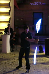 Malta to Serbia Gala Reception @ Hastings Gardens Valletta 77