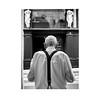... (jean76_58) Tags: pentax portrait streetportrait street photography regard blackwhite bw noirblanc nb monochrome monotone urbain urban people paris métroparisien palaisroyal blackandwhite noiretblanc