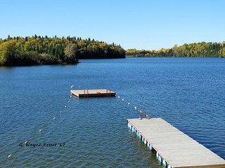 Camp Bickell - JP Bickell Outdoor Centre - Floating Docks