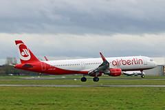 A321-211 OE-LNZ AIR BERLIN\NIKI (shanairpic) Tags: jetairliner a321 airbusa321 shannon airberlin niki oelnz