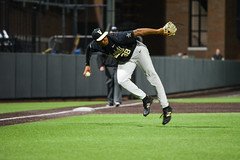 DSC_0028 copy (brent szklaruk-salazar) Tags: baseball college ncaa fall spring sport sports university d1 player star night game field ball white glove cleat jersey vanderbilt win lose