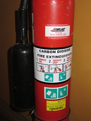 Carbon Dioxide Fire Exinguisher (19/10/2017) (RS 1990) Tags: fireextinguisher co2 carbondioxide mortlockwing adelaide australia southaustralia october 19th thursday 2017