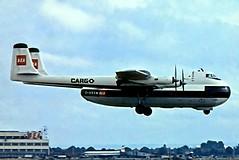 G-ASXM   Armstrong-Whitworth Argosy 222 [6801] (BEA British European Airways) Heathrow~G 01/06/1969 (raybarber2) Tags: 6801 airportdata approachtodo cn6801 egll flickr gasxm proptransport slide ukcivil