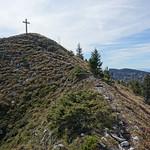 Cross @ Summit of Tête de l'Arpettaz @ Hike to Tête Noire, Tête Ronde & Tête de l'Arpettaz thumbnail