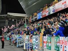 Northern Ireland v Germany (Portspix) Tags: belfast coantrim unitedkingdom fans gawa