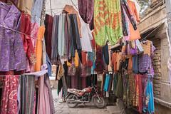 Rajasthan - Jaisalmer - Fort Shops-6