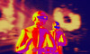 Get Lucky (Uri Jefferson) Tags: light lights lighting daft punk techno electro trance thermal tiles secondlife sl