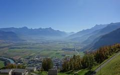 Valais (corinne emery) Tags: valais wallis paysage suisse swiss landscape automne vallée rhone montagne mountain exterieur