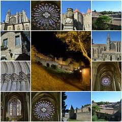 French journey - Part XVII (Pedro Nuno Caetano) Tags: fdsflickrtoys france carcassonne journey mosaic