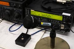DSCF3258 (chalkie) Tags: g8bbc bbc radioamateur bbcradioamateurgroup broadcastinghouse london radio shortwave vhf lordhall tonyhall directorgeneral bbcdirectorgeneral jonathankempster jimlee