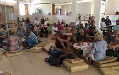 2280_second_day (Manohar_Auroville) Tags: auroville tdc avenir planning future selection process interface team international manohar luigi fedele