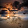 Soirée piscine (Ludovic Lagadec) Tags: saintmalo piscine sunset swimingpool seascape sea sky stmalo cloud bretagne beach water breizh france filtrend nisifilters nisi