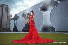 小林香織,日本薩克斯風樂手,國際樂手,形像照,藝術照,藝術寫真