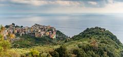 _DSC2379-Pano.jpg (David Hamments) Tags: italy cinqueterre cornigliatovernazzahike trek walk panorama