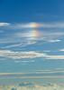 Sun dog? || Haleakala (David Marriott - Sydney) Tags: kula hawaii unitedstates us rainbow sun dog halo haleakala volcano cloud atmospheric phenomena