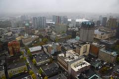 Rainy day In Vancouver (Zorro1968) Tags: vancouver rain city cityofvancouver cityscape downtown explorebc photos604 explorecanada architecture archive