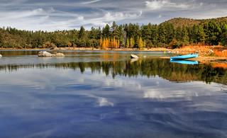 Goldwater Lake, Prescott. AZ.