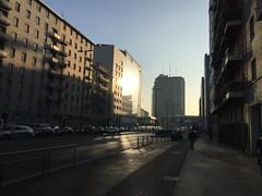 Reflections (Claudio e Lucia Images around the world) Tags: milano riflessi melchiorregioia iphone