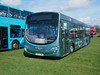 Arriva No. 3738, originally No. 3802, registration No. GN06 EWC. (johnzebedee) Tags: bus motorbus transport publictransport rally busrally detling kent johnzebedee volvo volvob7rle arriva