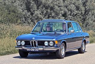 BMW 2500 Automatic 1975 (3662)