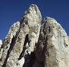 Arrampicata al Corno Piccolo (giorgiorodano46) Tags: luglio1980 july 1980 giorgiorodano gransasso appennino cornopiccolo puntadeidue arrampicata cordata alpinismo abruzzo italy