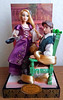 DFDC Rapunzel & Flynn (Lagoona89) Tags: disney rapunzel tangled flynn rider pascal fairytale designer collection dolls limited edition