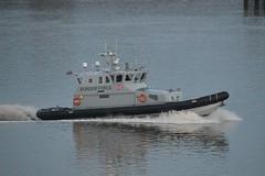 HMC Eagle (1) @ Gallions Reach 01-11-17 (AJBC_1) Tags: gallionsreach riverthames northwoolwich newham londonboroughofnewham eastlondon london england uk unitedkingdom gb greatbritain ship boat vessel nikond3200 ajbc1 ©ajc dlrblog ukborderforce hmceagle hermajestyscuttereagle 20mrib coastalpatrolvessel holyheadmarine deltaarrcltd deltarib homeoffice bordercontrol lawenforcement