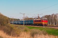 ЧС4Т-718 by logica.bs - Белоруссия