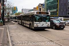 Winnipeg Transit (awstott) Tags: winnipegtransit bus 990 newflyer winnipeg transit d60lf new flyer
