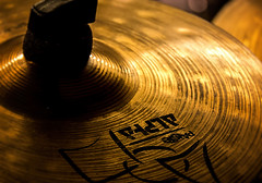 Macro Mondays :  Musical Instruments. (www.marnickwijffels.be) Tags: macromondays macro musicalinstruments drumcymbalpaiste drum cymbal paiste