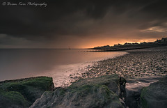 Armageddon (.Brian Kerr Photography.) Tags: cumbria silloth solway seascape seas photography sunrise rocks beach clouds seascapephotography pebbles sony a7rii zeiss21mm zeiss carlzeiss loxia nature naturallandscape natural outdoor outdoorphotography opoty briankerrphotography briankerrphoto landscapephotography photo landscape formatthitech